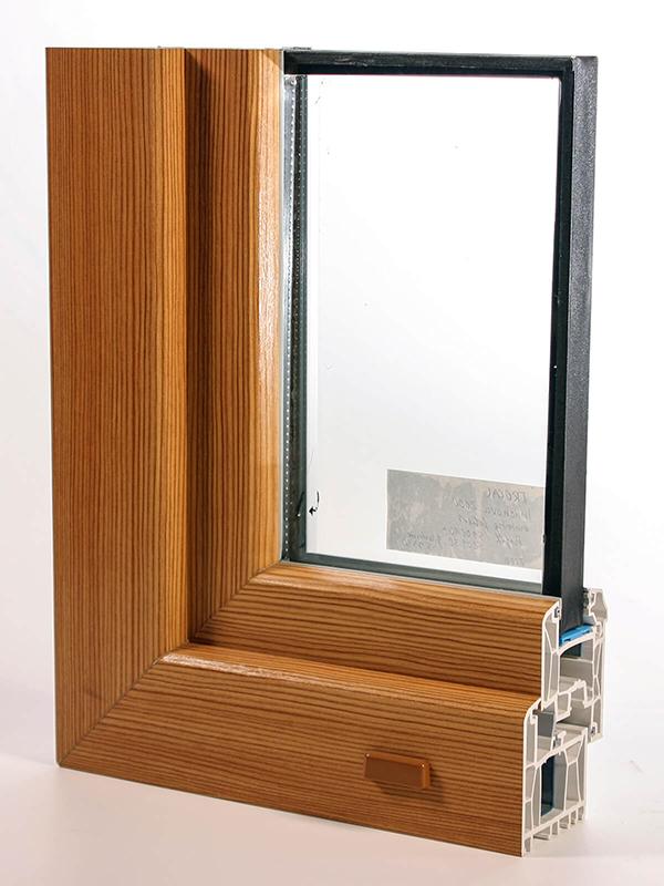 TROCAL Fensterprofil