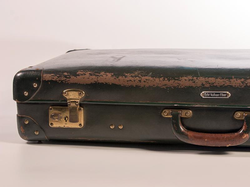 Koffer DYNOS Vulkanfiber