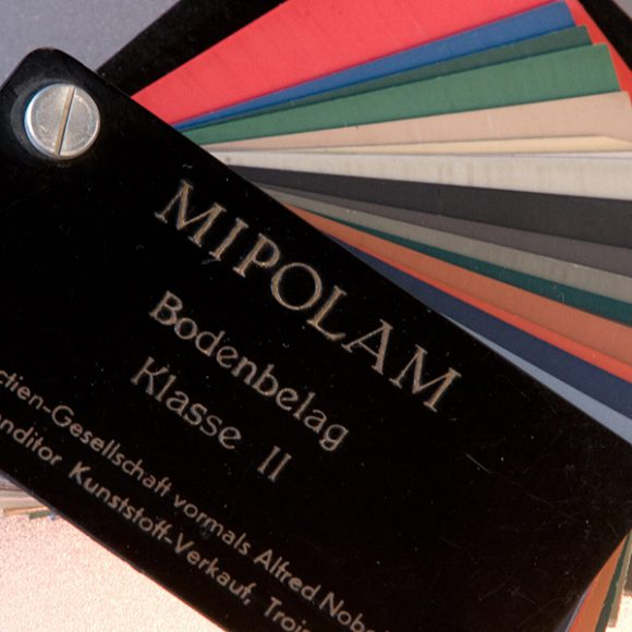 MIPOLAM Farbfächer Bodenbeläge